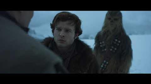Han Solo Uma História Star Wars (Dublado) - Trailer