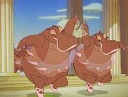 Hippos-fantasia