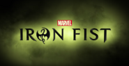 Iron Fist - Netflix Logo