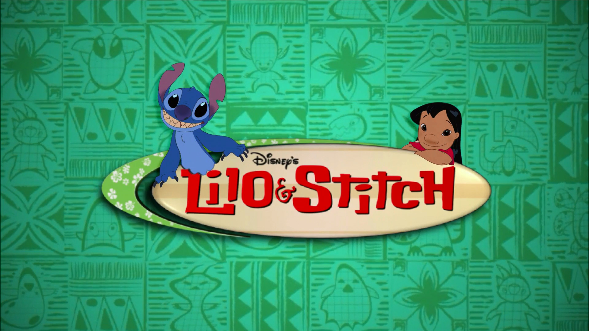Lilo and stitch beginning song lyrics