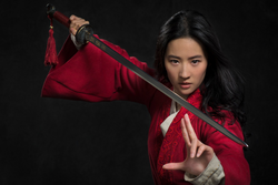Mulan 2020 - first look