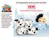 Tsum Tsum (línea de juguetes)/Material Promocional