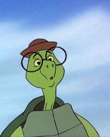 Toby Turtle Disney Wiki Fandom