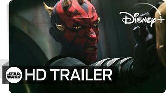 STAR WARS THE CLONE WARS - Offizieller Trailer Disney Star Wars