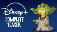 Simpsons Disney TEASER (COMPLETE VERSION)
