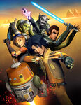 Star Wars Rebels 1