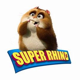 Super Rhino poster