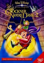 The Hunchback of Notre Dame II 2002 Germany DVD