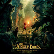 The Jungle Book - 2016 soundtrack