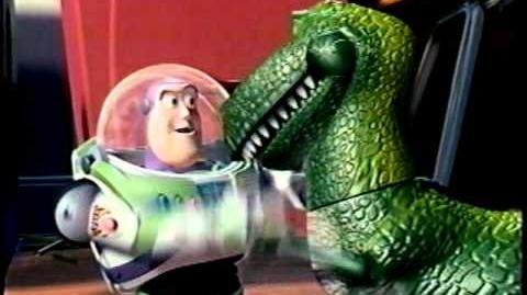 Toy Story - Coisas estranhas demais para mim