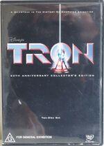 Tron 2003 AUS DVD