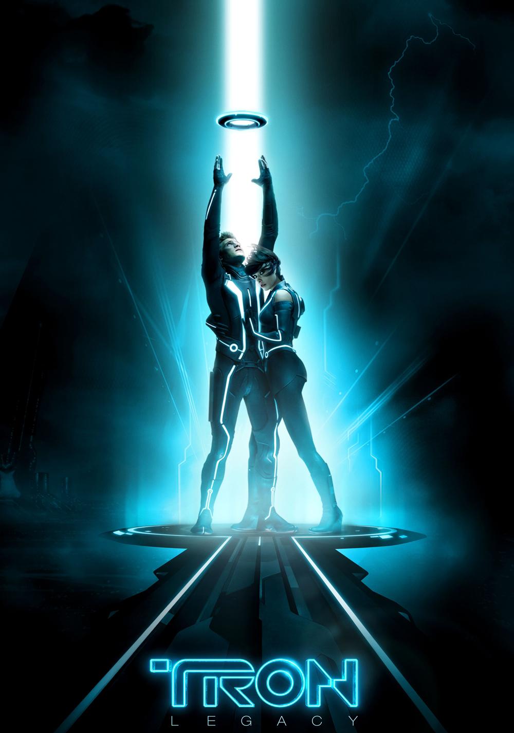 Image Tron Legacy Poster 1 Jpg Disney Wiki Fandom