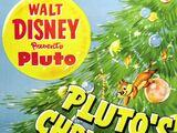 Новогодняя ёлка Плуто