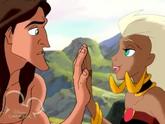 32.2- La and Tarzan Get Acquanted