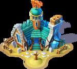Ba-haunted mansion
