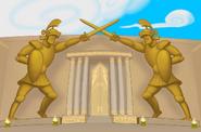 Coliseum Gates (Art)