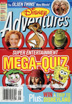 Disney Adventures Magazine cover May 2004 Mega Quiz
