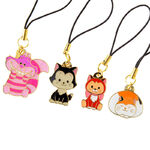 Disney Characters Secret Strap Cats