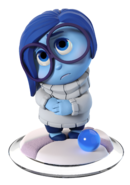 Disney INFINITY Sadness Figure