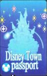 Disney Town Pass IV