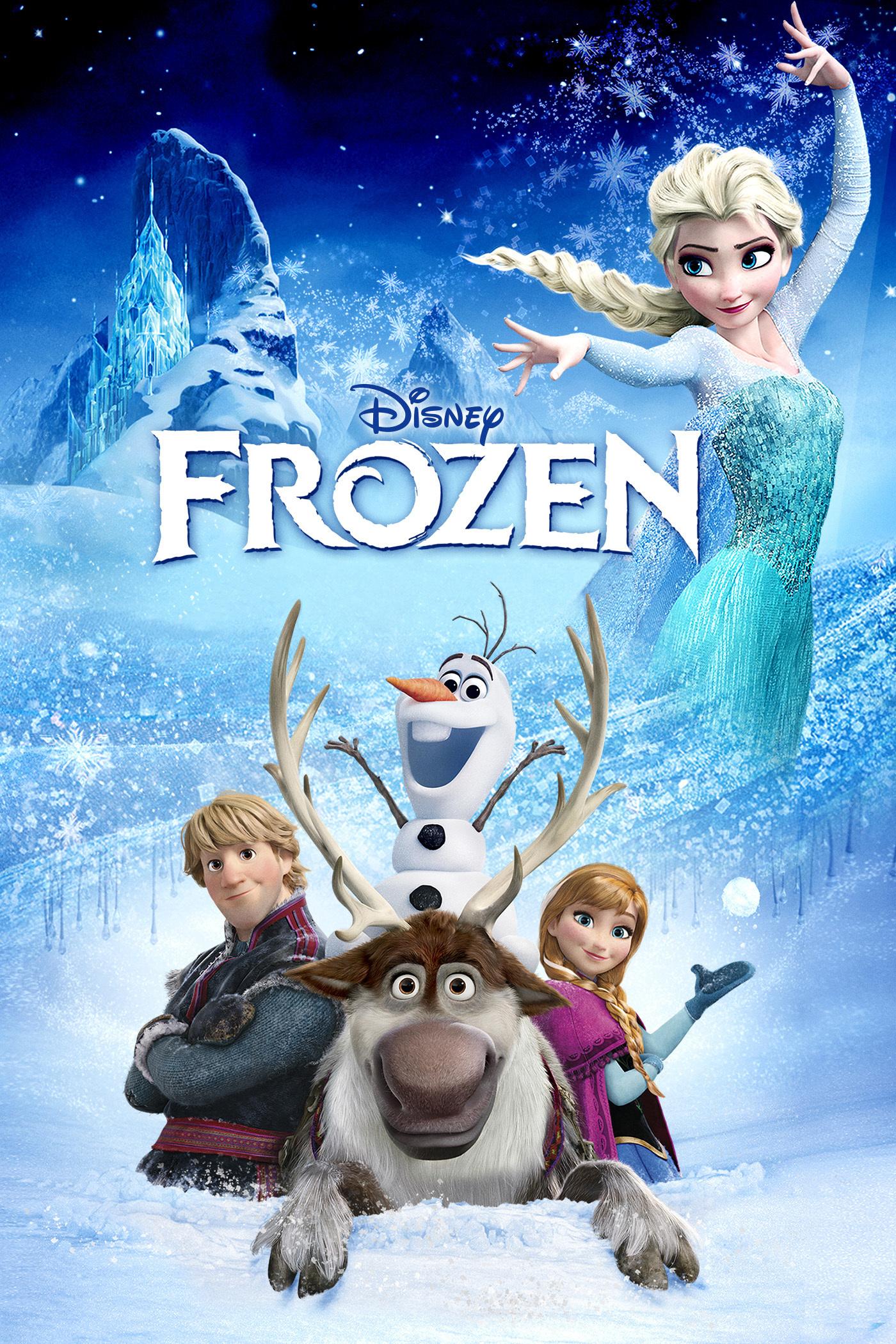 Image - Frozen - Poster.jpg | Disney Wiki | FANDOM powered ...