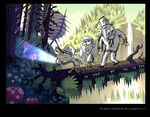 Gravity Falls Concept Art 4