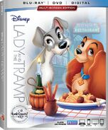 Lady and the Tramp- Signature Collection