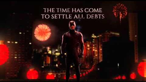 Marvel's DAREDEVIL Season 2 Promo Clip - Happy Chinese New Year (2016) Netflix Superhero Series HD