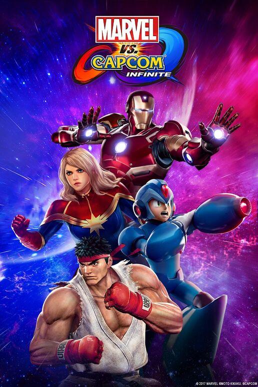 Marvel vs  Capcom: Infinite | Disney Wiki | FANDOM powered