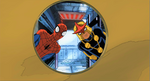 Nova and Spider Man USM 10