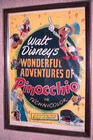 Pinocchio 1945 poster