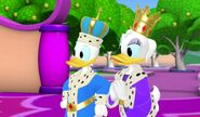 PlutosTale - King Donald and Queen Daisy