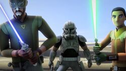 Star Wars Rebels Season Three 11
