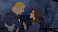 Steve & Peggy Avengers Secret Wars 03