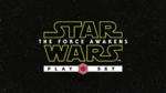 The Force Awakens Playset Logo