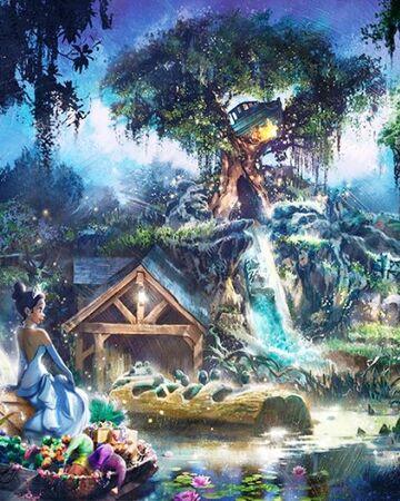 New Adventures With Princess Tiana Disney Wiki Fandom
