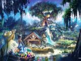 The Princess and the Frog (attraction)