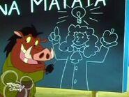 Timon and Pumbaa - IsaacNewton