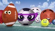 Balls - Boone, Sashi and Penn