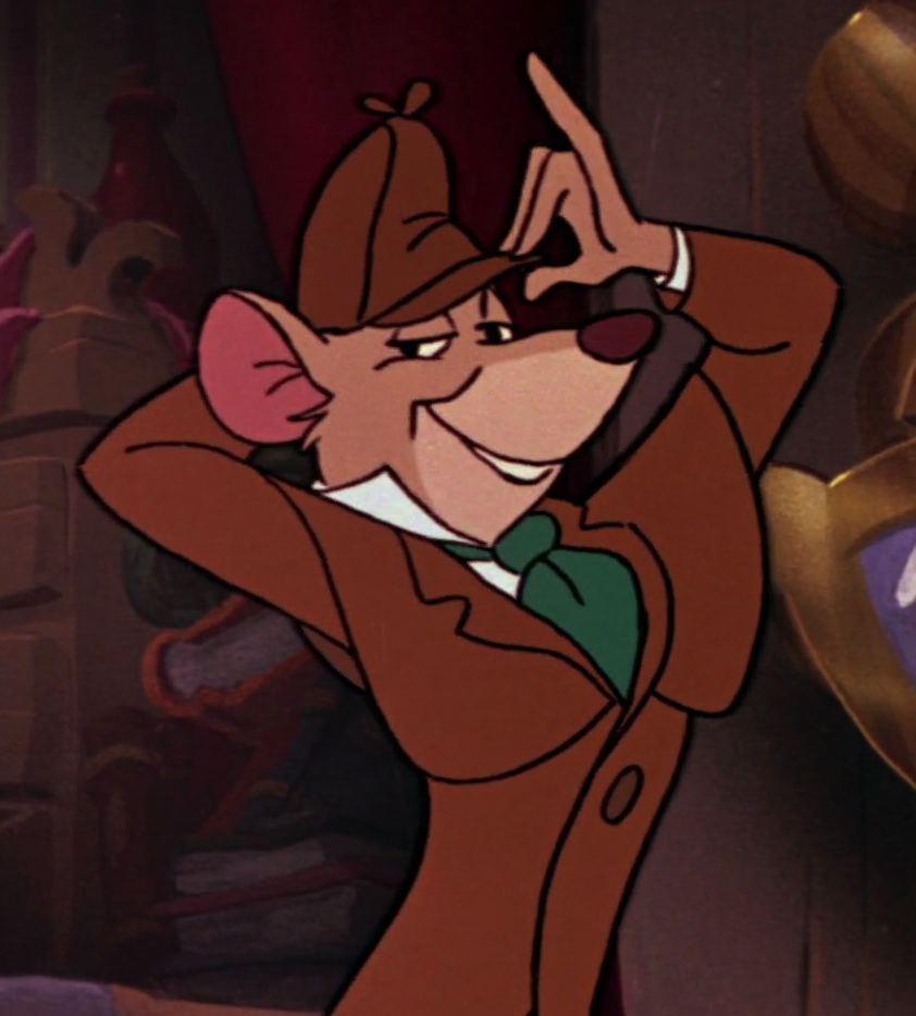 Basil of Baker Street | Disney Wiki | FANDOM powered by Wikia