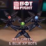 Big Hero 6 Bot Fight XP Bots