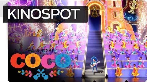 COCO - Lebendiger als das Leben Die Magie Disney•Pixar HD