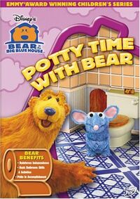 DVD.Potty Time with Bear