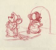 Disney's Catfish Bend - Concept Art - Sweeping Mouse - 2