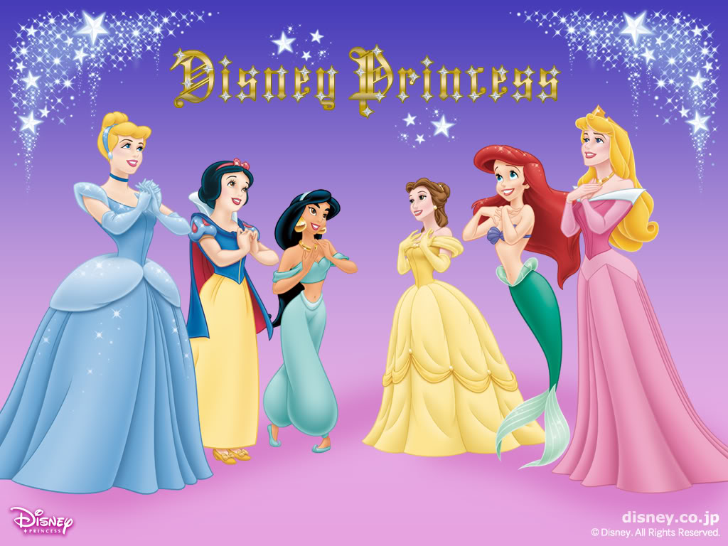 Disney Princess Wallpaper 5