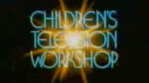 Disney Videos Children's Television Workshop My Sesame Street Home Video (1998)