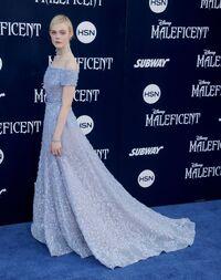 Elle-Fanning-Elie-Saab-Hollywood-premiere-Maleficent
