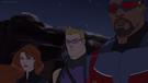 Falcon, Hawkeye, Black Widow ASW 001