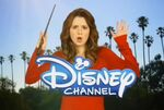 Laura Marano Disney Channel Wand ID