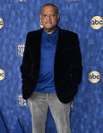 Laurence Fishburne ABC TV Winter TCA Party